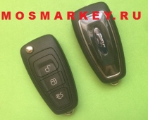 ОРИГИНАЛ Ford Focus 3 (HU-101) remote key - 433Mhz, 3 кнопки