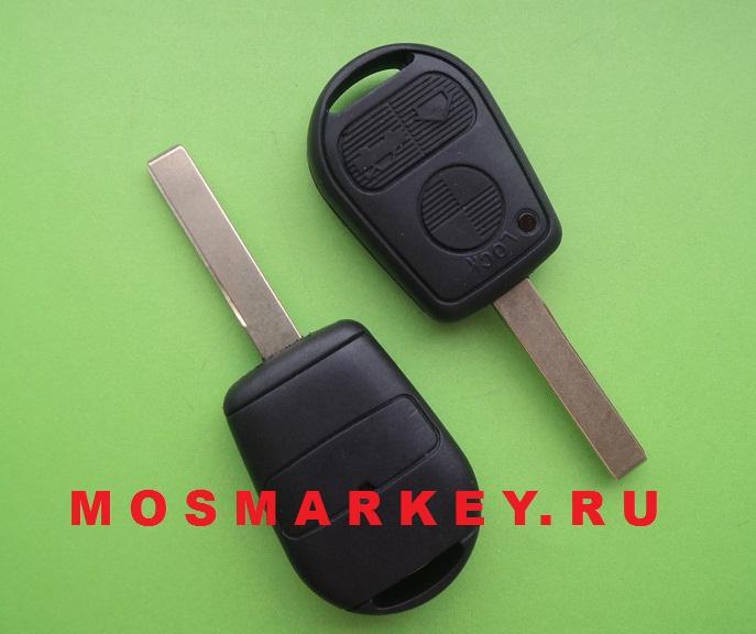 BMW ключ HU92 3 кнопки 433 Mhz.
