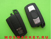 ОРИГИНАЛ BMW remote smart key 3,5 series 315MHZ