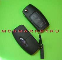 ОРИГИНАЛ Ford Focus 2 (HU-101) remote key - 433Mhz, 3 кнопки