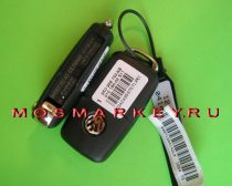 ОРИГИНАЛ VW Tiguane, Jetta, Polo remote key, 3 кнопки, 433Mhz