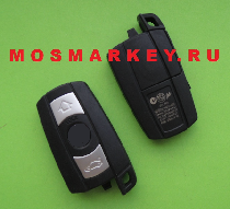 ОРИГИНАЛ BMW remote smart key with keylessgo - 315Mhz