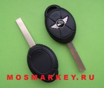 BMW mini remote key shell 3 нопки