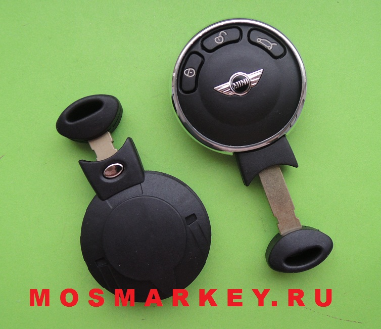 BMW mini smart  shell 3 кнопки