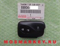 Lexus RX270, RX350, RX400, RX450H - 433Mhz, original smart key(смарт ключ), 3 кнопки