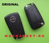 ORIGINAL remote  key for OPEL VECTRA C, Signum, 433 MHZ, 3 кнопки, HU100\HU 43