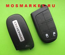 Dodge Journey smart key - 433Mhz, 2 кнопки