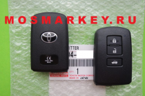 TOYOTA CAMRY 50 - original smart key(смарт ключ) 433Mhz, 3 кнопки